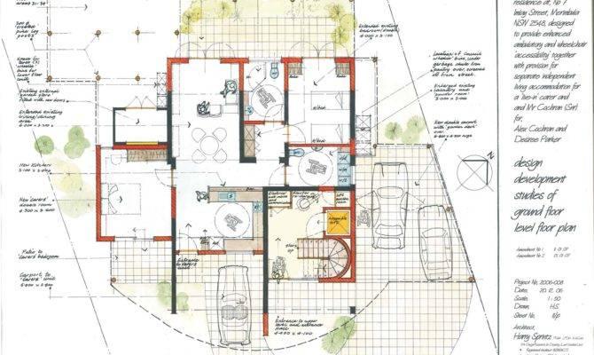 Universal Home Design Floor Plans