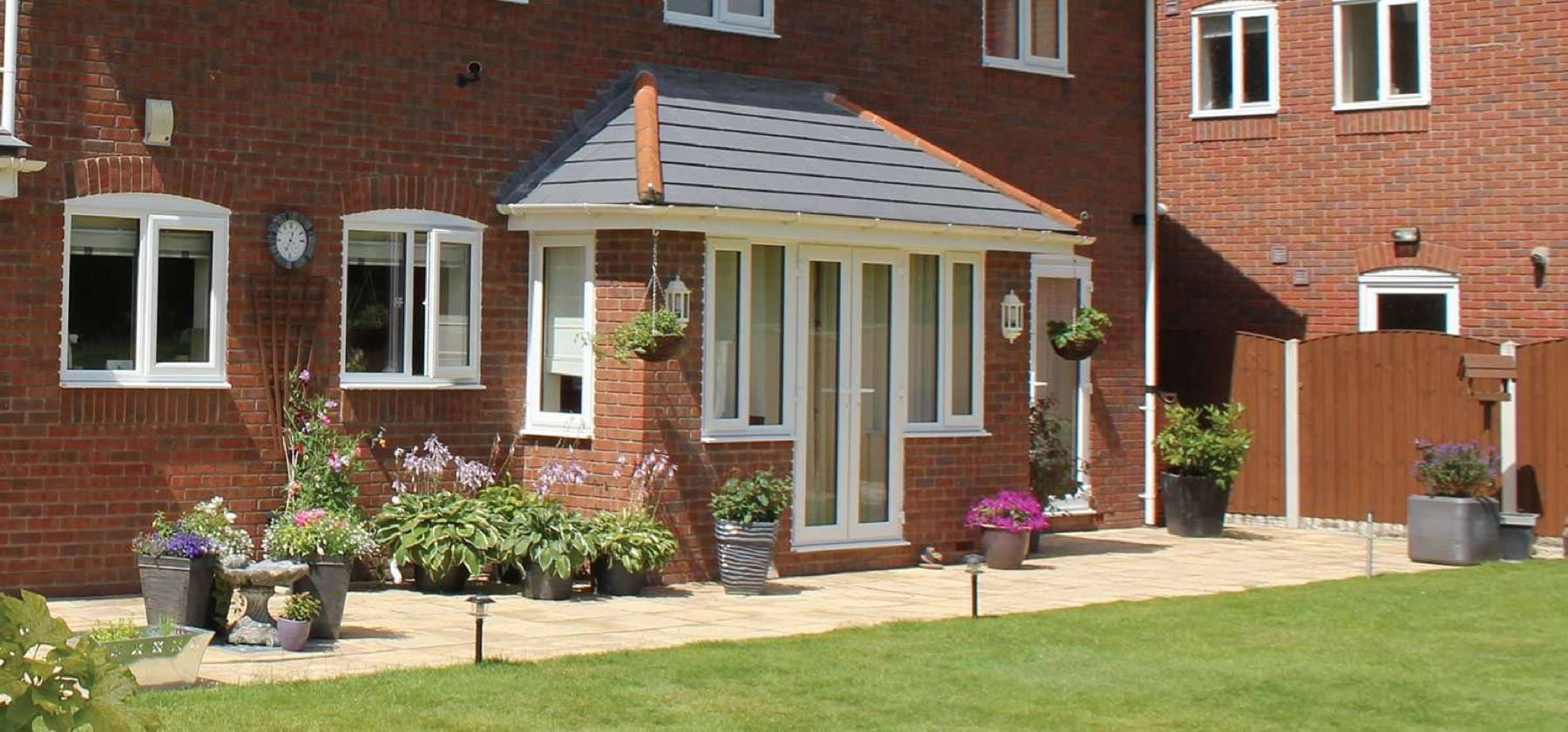 Upvc Porches Norfolk Suffolk Get Quote