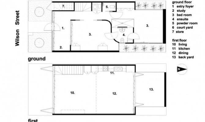 Urban Infill House Plans Escortsea
