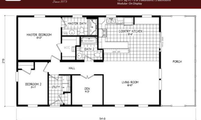Vacation Home Floor Plans Modular Deco