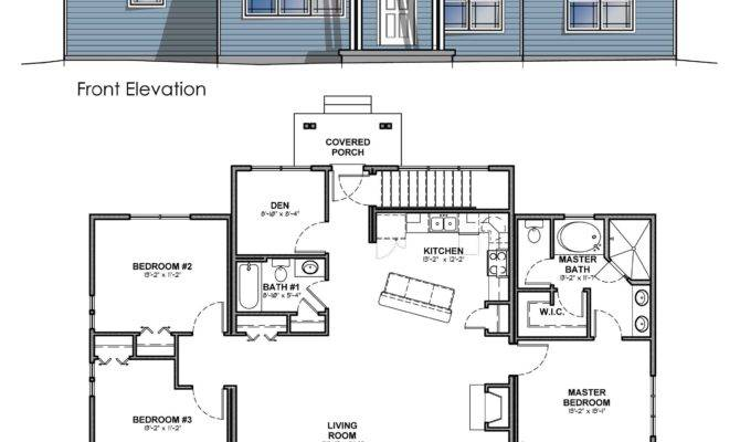 Vacation Home Floor Plans Modular Homes