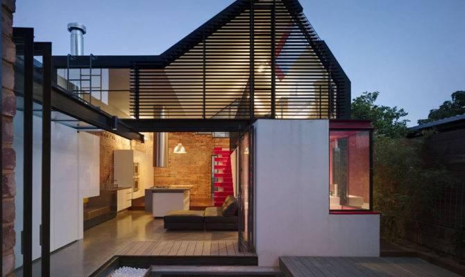 Vader House Melbourne Australia Modern Extension