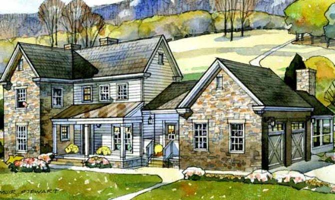Valley Farmhouse New South Classics Llc Southern