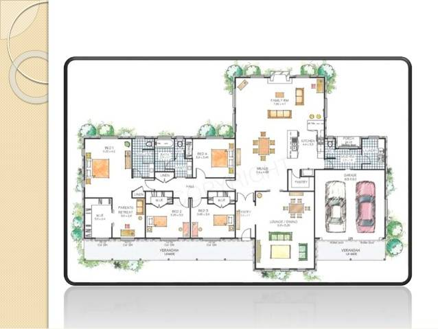 Various Types House Floor Plans Available
