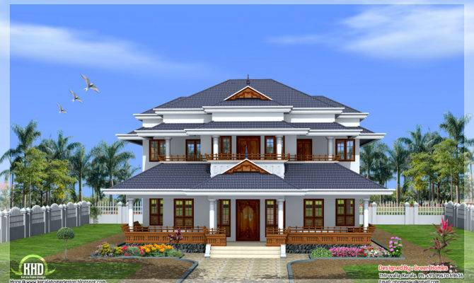 Vastu Based Traditional Kerala Style Home Sweet