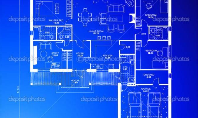 Vector Blueprints Construction Paper