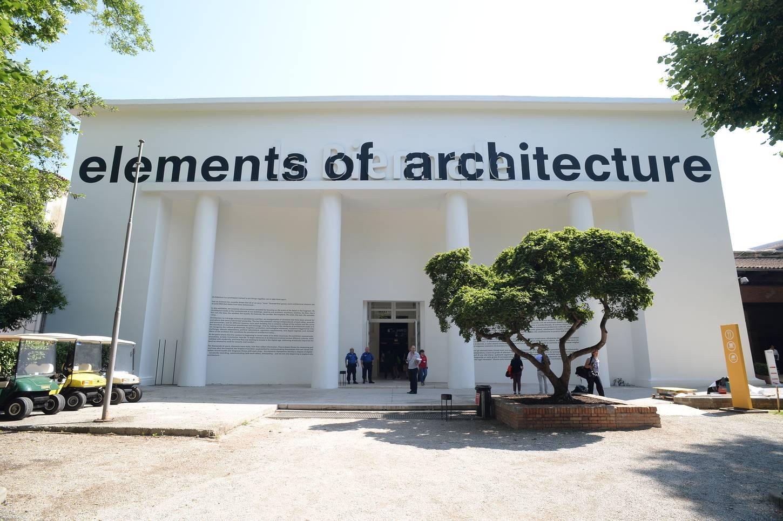 Venice Architecture Biennale Avoids Lessons
