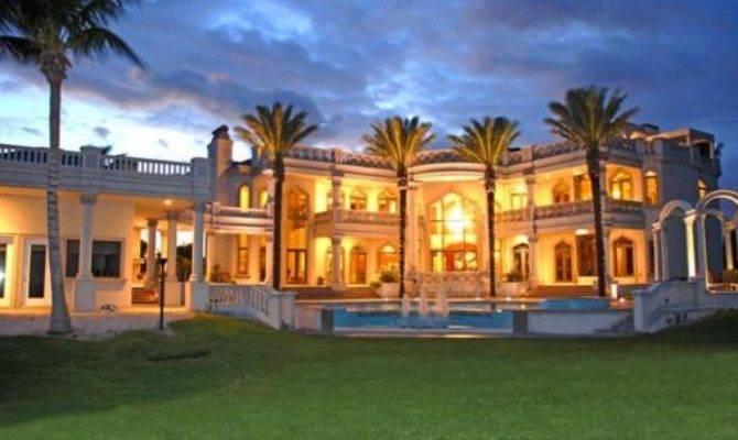 Vero Beach Mega Mansion Homes Rich