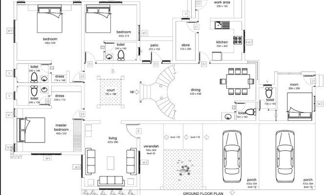 Very Modern Beautiful Kerala House Plans