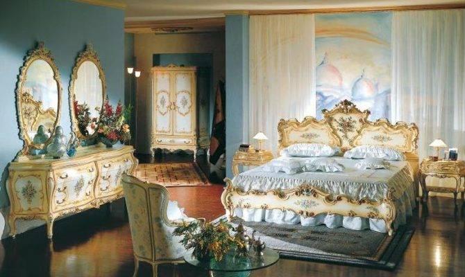 Victorian Bedroom Venere Furniture