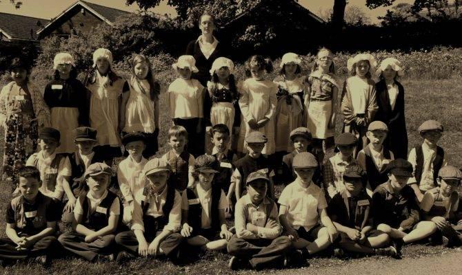 Victorian Classroom Ecclesall Infant School