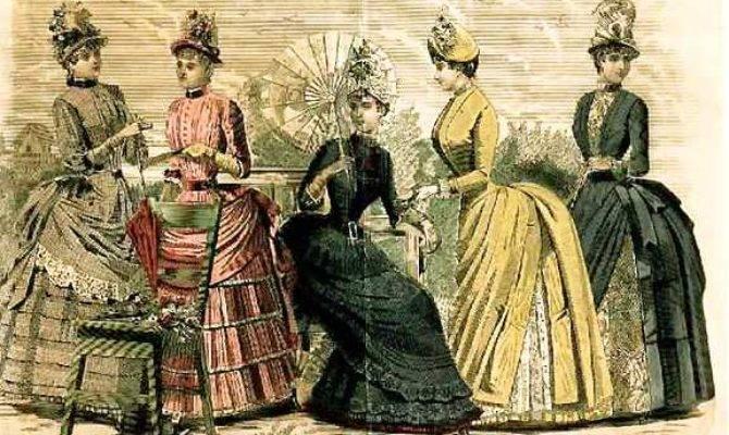 Victorian Era Project Fashion