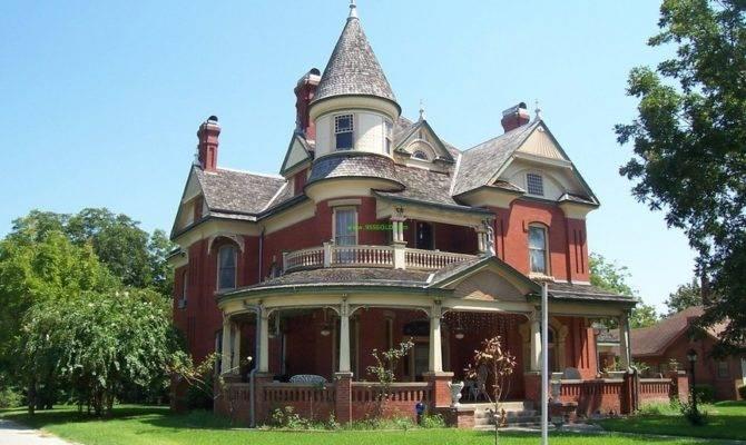 Victorian Era Style Home
