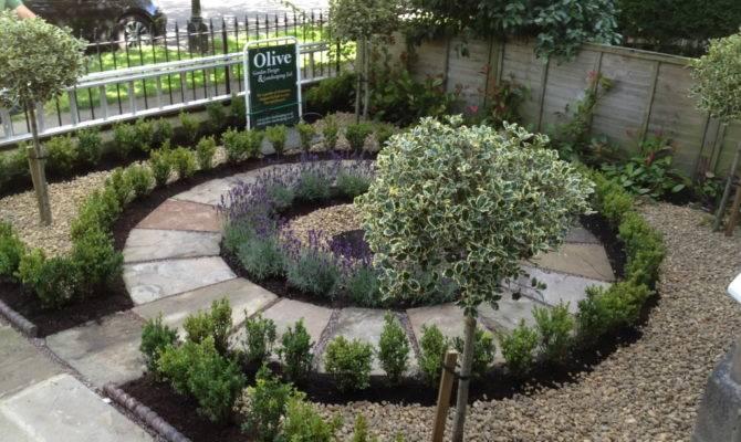 Victorian Garden Design Beautiful Scenery Photography
