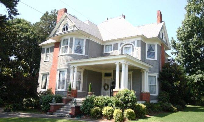 Victorian Historic Home Opelika Alabama