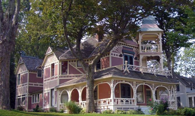Victorian Home Style House Design Plans