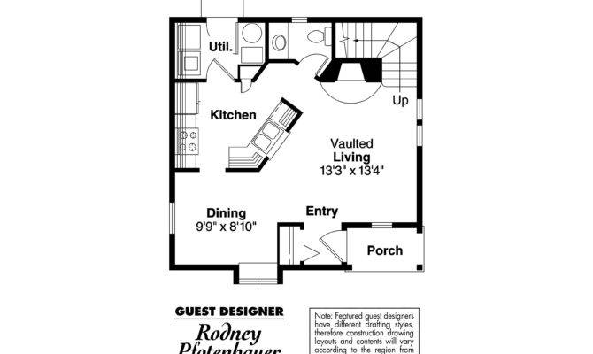 Victorian House Plan Isabelle Floor