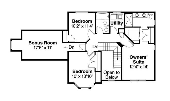 Victorian House Plans Ashwood Associated Designs