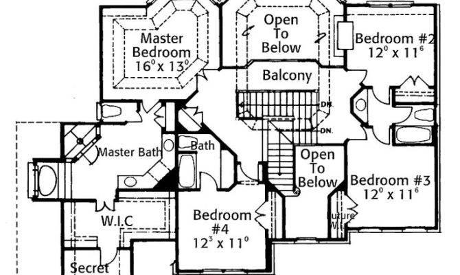 Victorian House Plans Secret Passageways Room Dream Home
