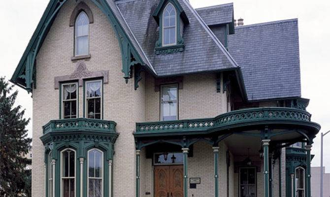 Victorian House Styles