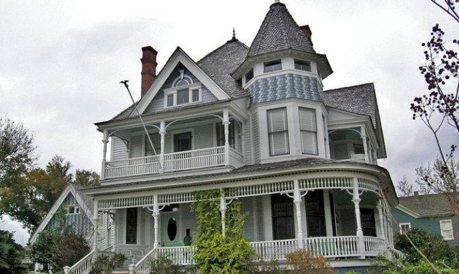 Victorian House Tower North Hill Pensacola Florida