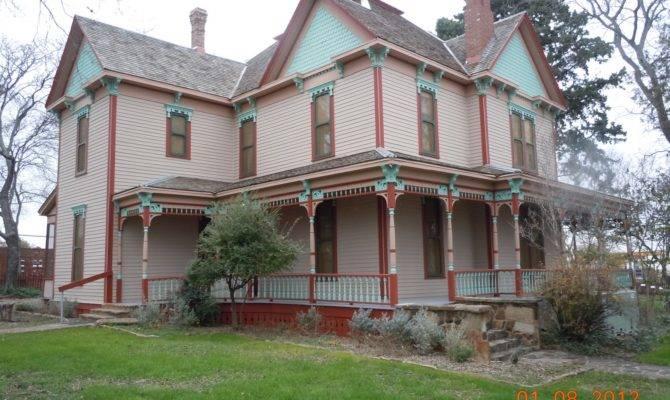 Victorian Houses Western Tour Pioneer Homestead