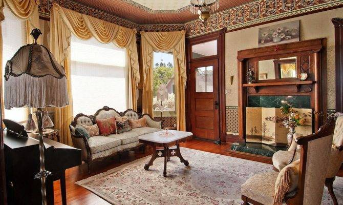 Victorian Interior Design Old World Gothic Style