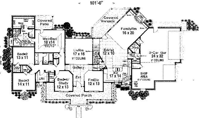 Victorian Manor House Floor Plans