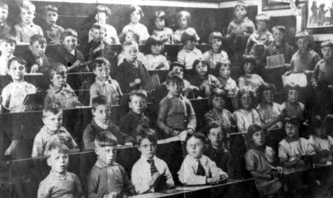 Victorian School Days Smallthorne History