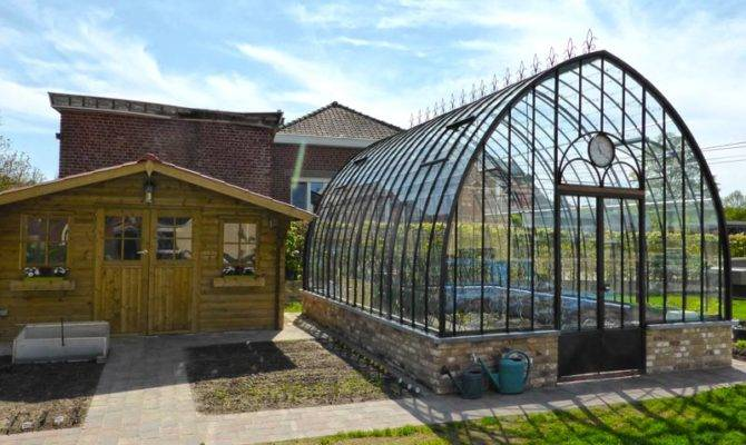 Victorian Style Greenhouse Authentic Dbg Classics
