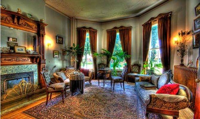 Victorian Style Interior Home