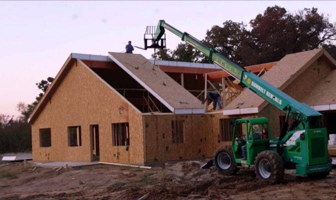 Video Sip House Construction Youtube