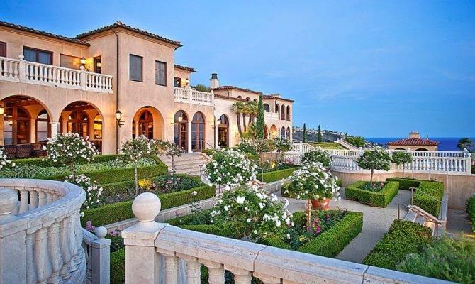 Villa Dei Sogni Million Italian Inspired Mansion