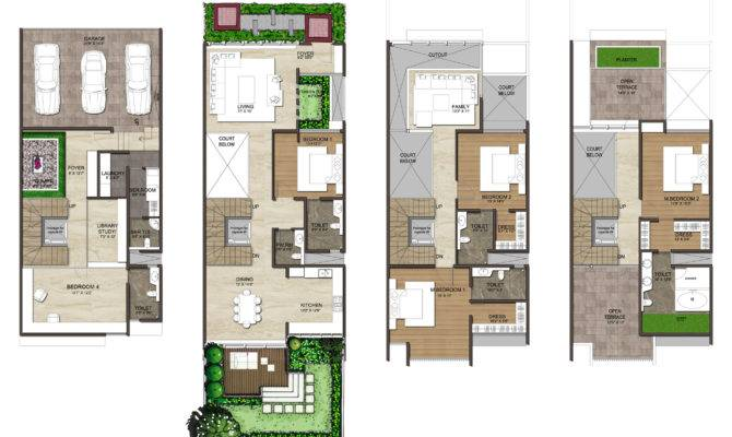 Villa Designs Floor Plans Joy Studio Design Best
