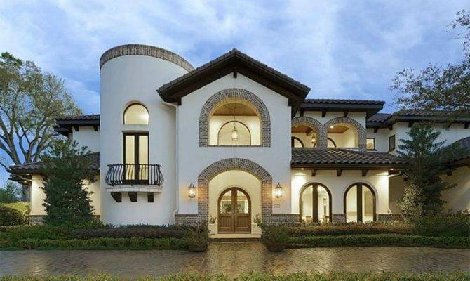 Villa Front Dream Home Pinterest Villas Spanish Style Homes