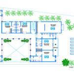 Villa Hacienda Corazon Puerto Aventuras Second Floor Plan
