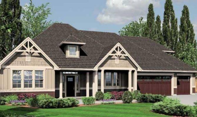 Vintage Craftsman House Plans Plan
