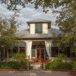 Vintage Farmhouse Florida Cracker Style House