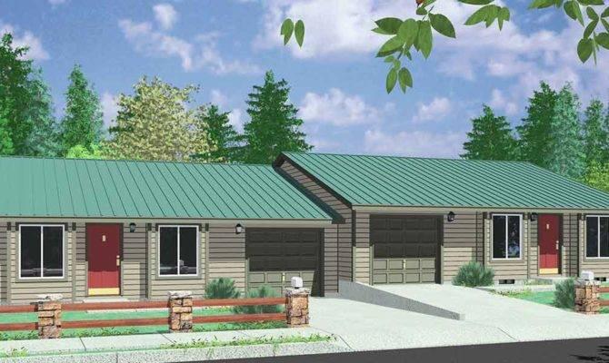 Vinyl Siding House Plans Bedroom Bath Ranch