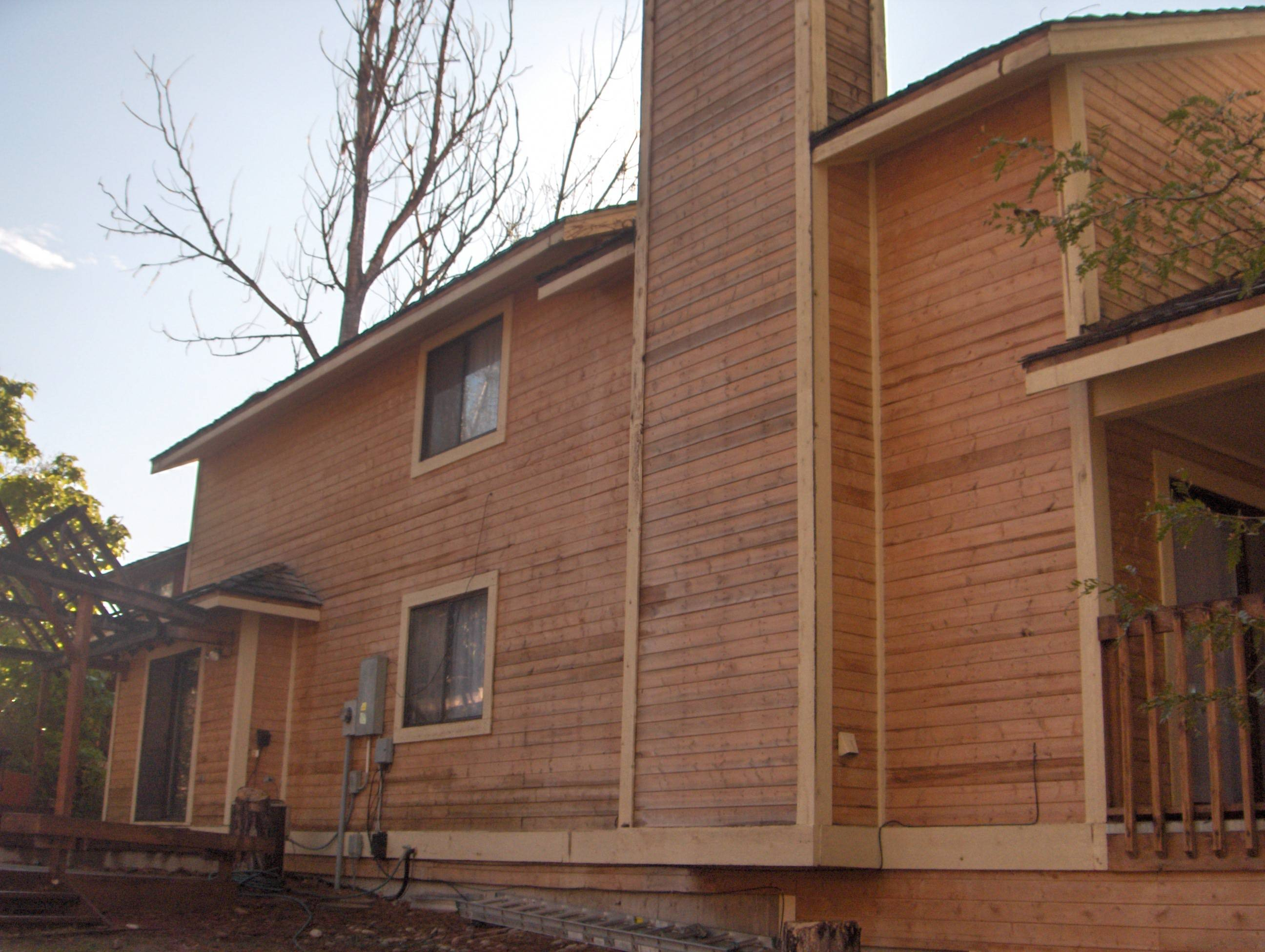 Virginia Roofing Siding Company Wood