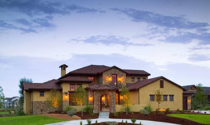 Viscaya Luxury Italian Home Plan House Plans