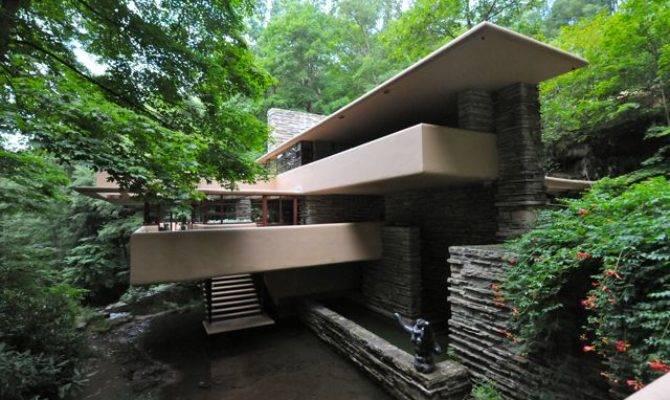 Visiting Fallingwater America Most Beautiful House