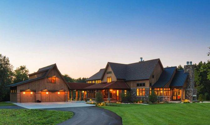 Visually Inspiring Rustic Farmhouse Minnesota