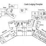 Voguish Mansion Floor Plans Current Plan