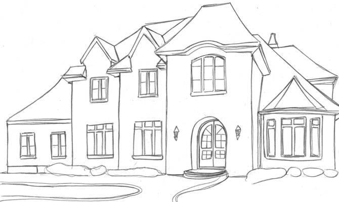 Vonmalegowski House Design Drawings