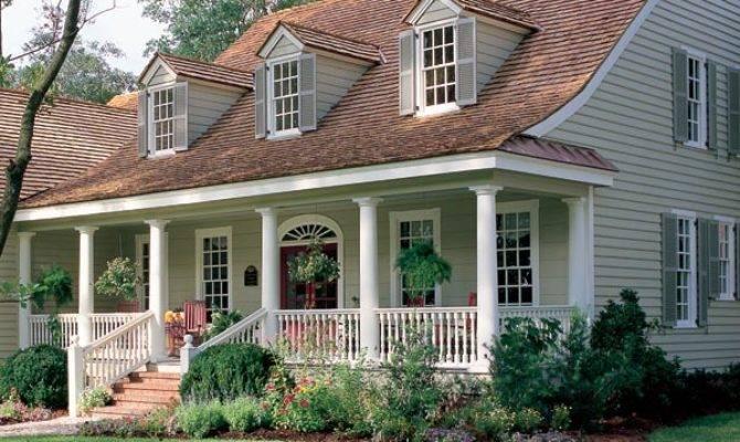 Warm Sunny Cape Cod Home Plan Plans Blog