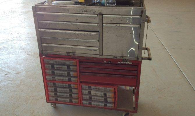 Wasabi Air Racing Tool Box Mod