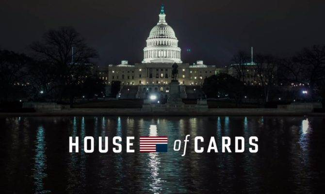 Watch House Cards Season Netflix Right Now Bgr