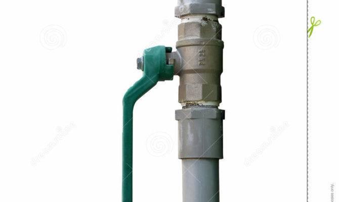 Water Pipe Joints Leak Sink