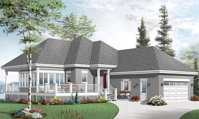 Waterfront House Plans Home Plan Makes